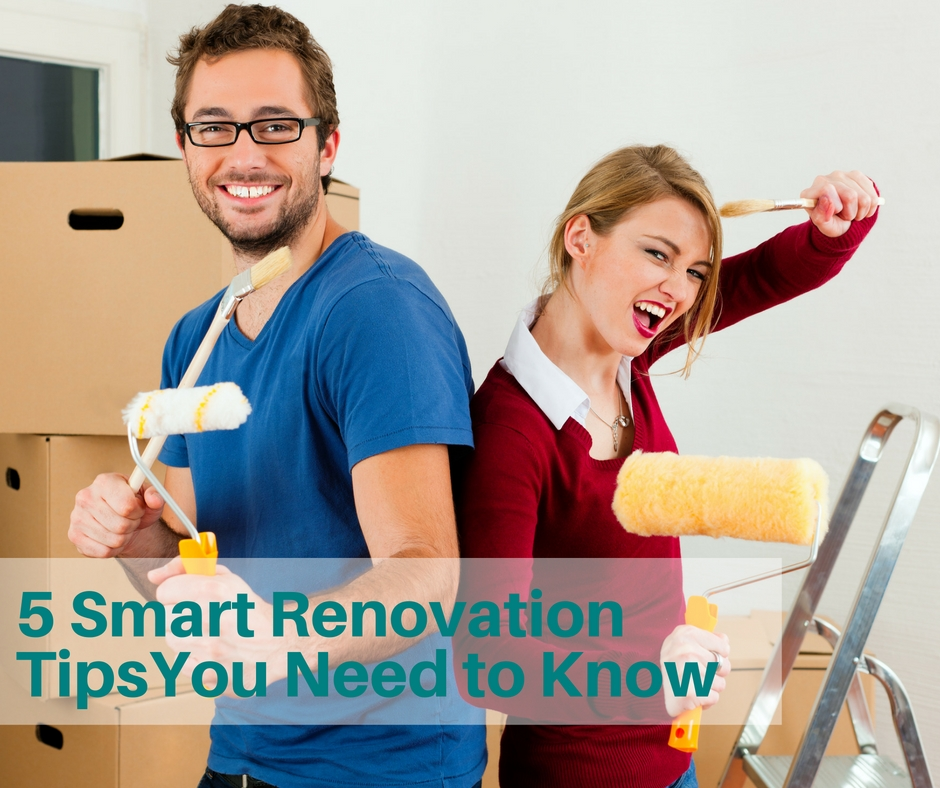 renovation, renovation tips, smart tips