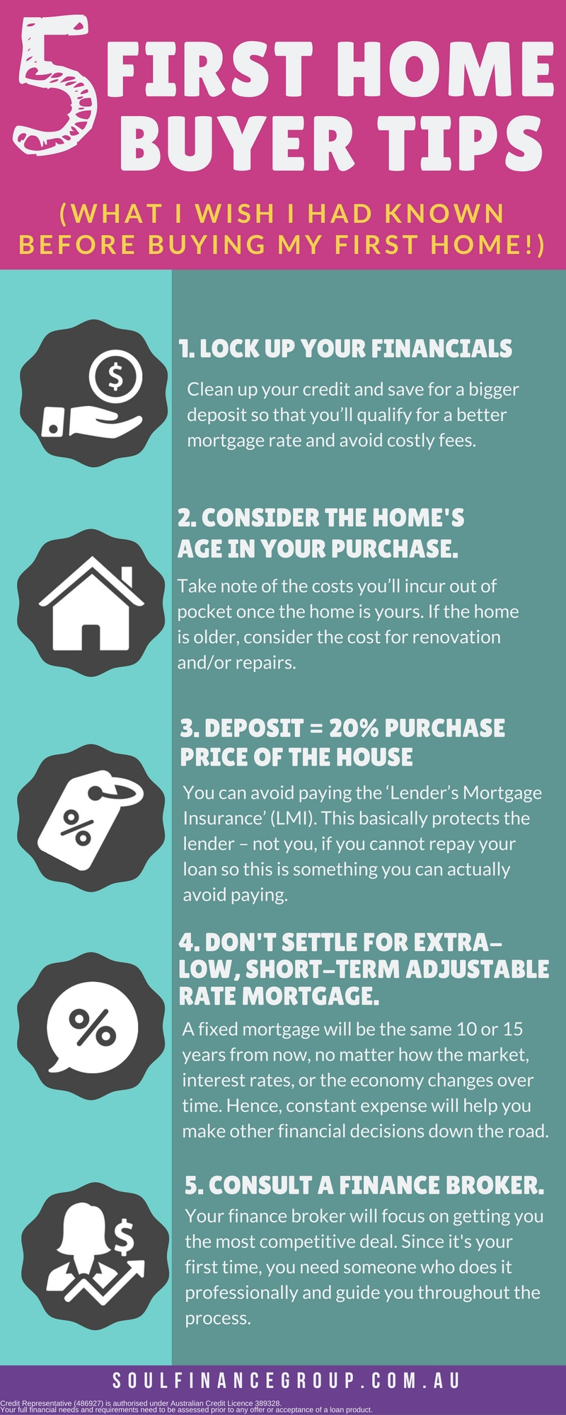 5 First Home Buyer Tips What I Wish I Had Known Before Buying My