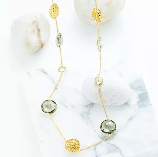 jewellery, necklace, stone