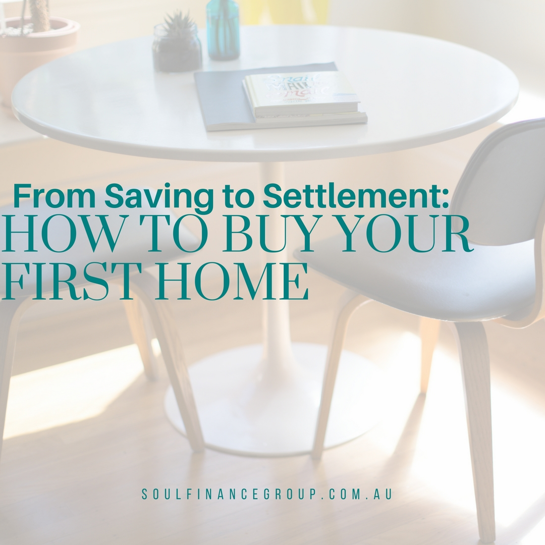 buy first home, first home, saving, settlement