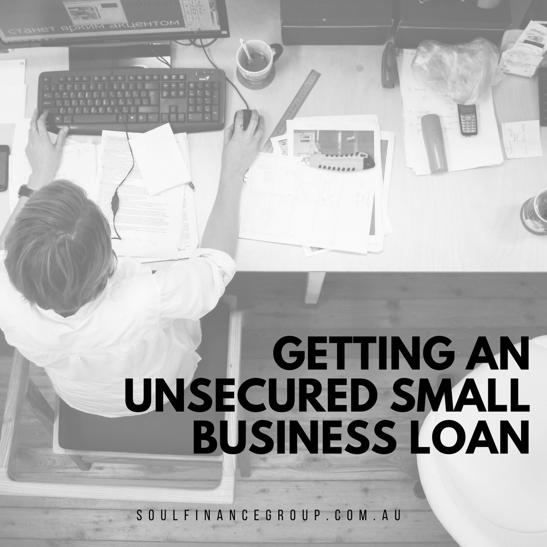 Getting an Unsecured Small Business Loan - Soul Finance Group