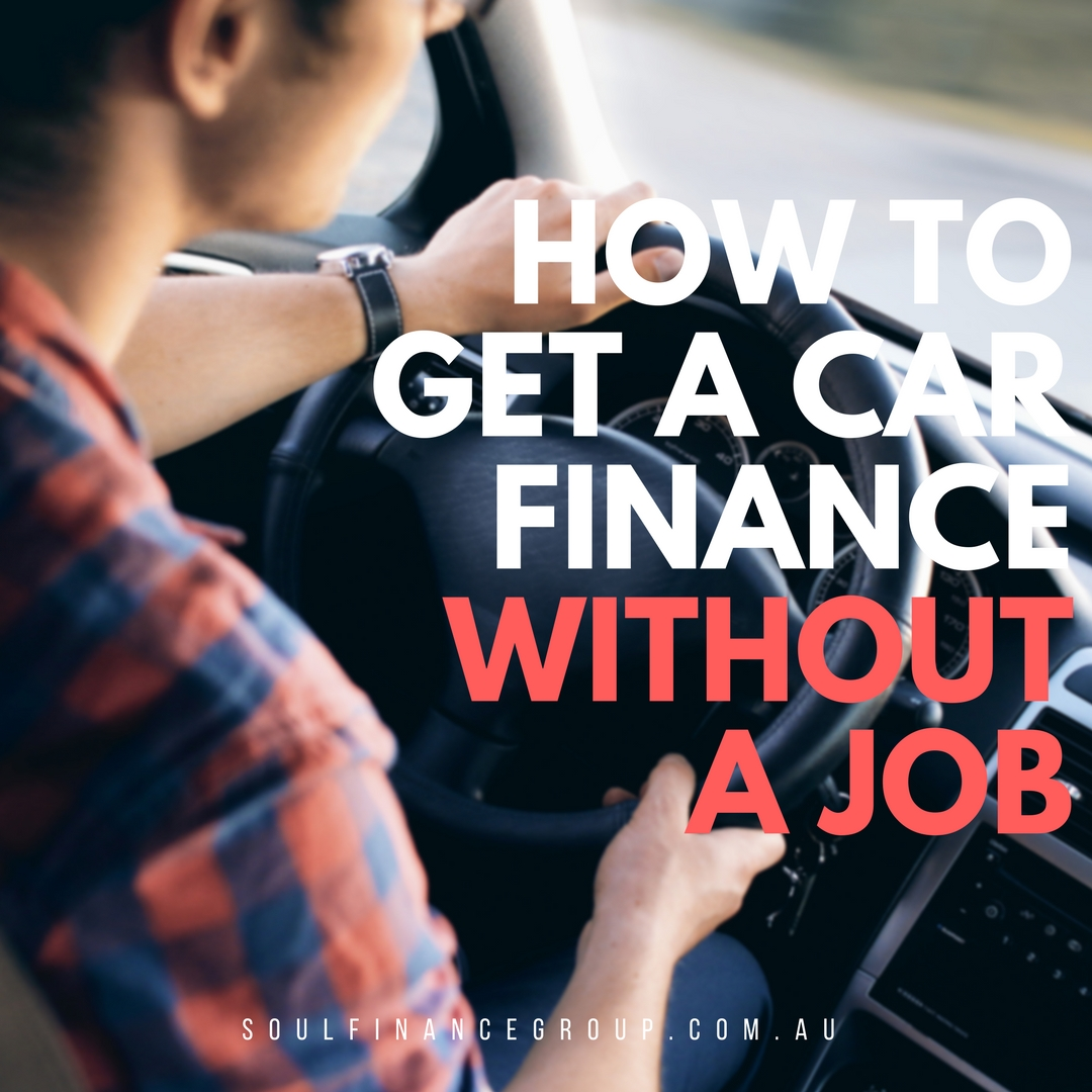 car finance, without job, unemployed