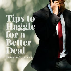 haggle, better deal, interest rate, loan, mortgage