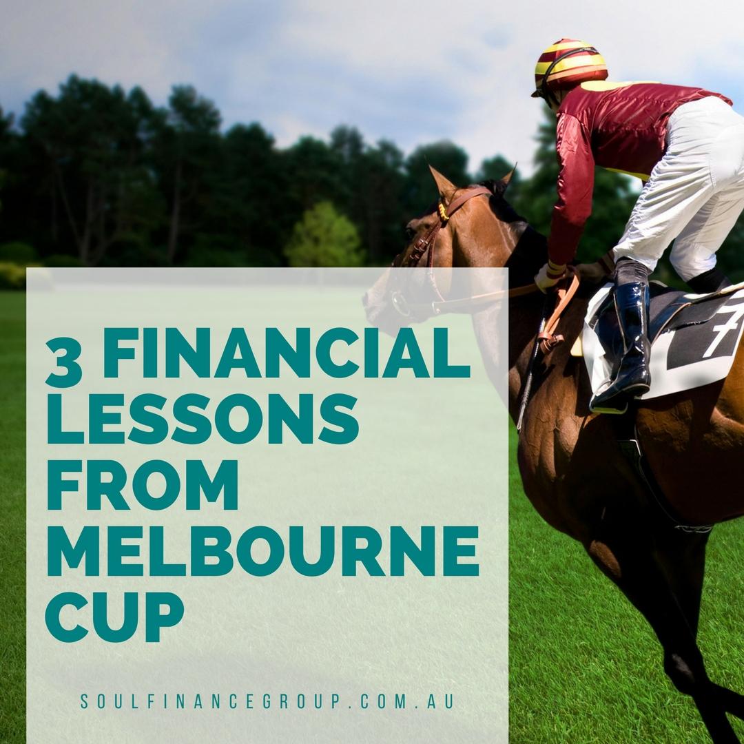 Melbourne Cup, finance
