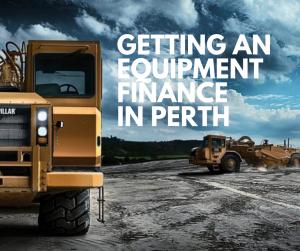 equipment finance, business finance