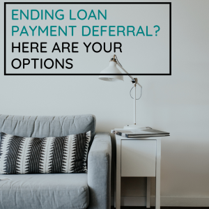 loan payment deferral, mortgage, loan, home loan, small business loan